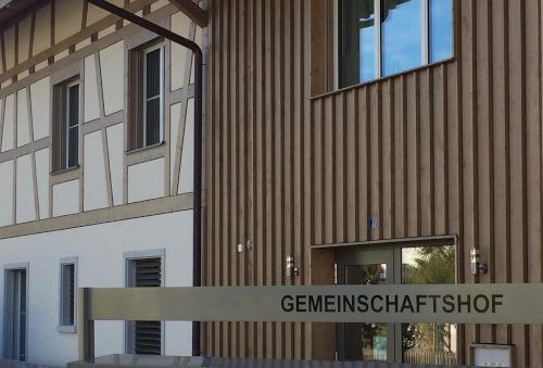 Gemeinschaftshof Niederweningen